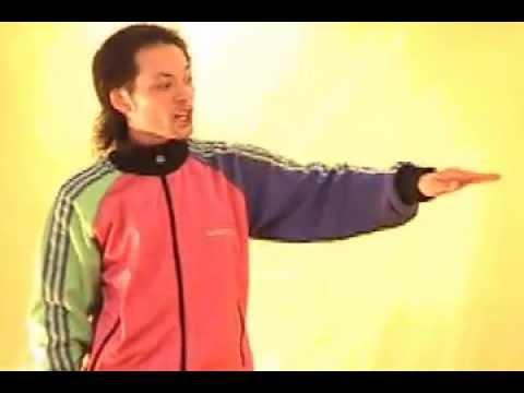 Обучающее видео waving (вейвинг): Волна рукой (arm wave)