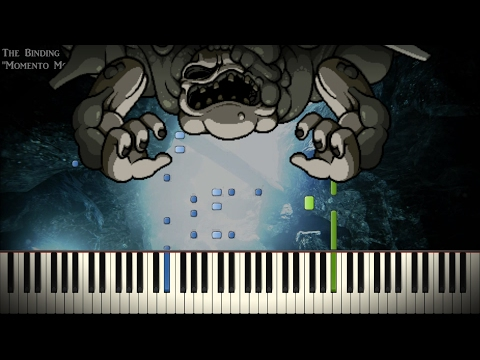 Synthesia Piano Binding Of Isaac Antibirth Memento Mori Solo 466