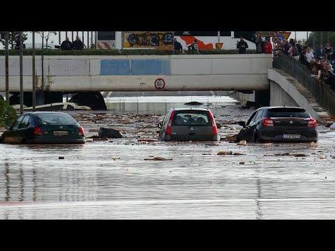 Μάνδρα: Η Eισαγγελία καλεί Δούρου και άλλους 9 για τις πλημμύρες…