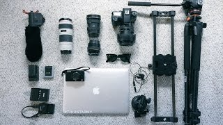 Travel Camera Equipment