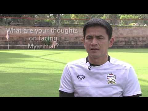Kiatisuk Senamuang: Thailand's goal is to defend the trophy