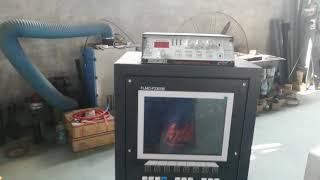 Gantry plasma cutting machine youtube video