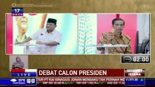 Video Debat Capres 2014: Tanya Jawab Jokowi dan Prabowo #2 MP3, 3GP, MP4, WEBM, AVI, FLV Oktober 2018