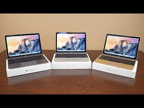 Apple MacBook 12-inch: Unboxing & Review