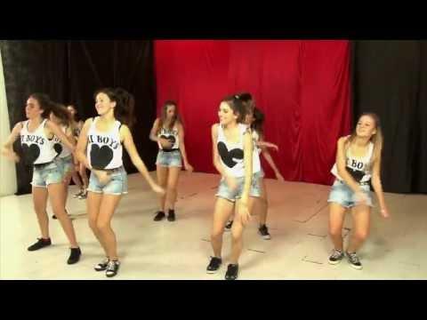 Coreografía de Play Hard de David Guetta Ft. Akon & Ne-Yo (Paso a Paso) / TKM