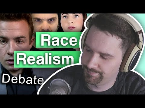 Race Realism - Debate with JF, Andy Warski, Tara McCarthy & More