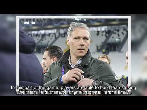 ✅  EA Sports pull Marco van Basten from FIFA 20