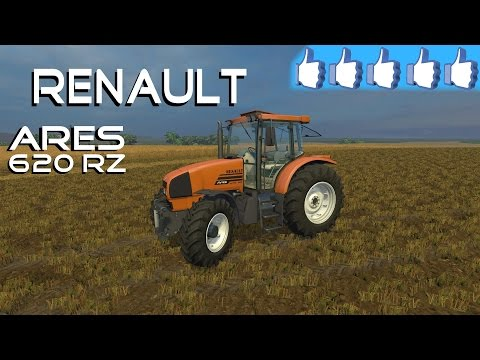 Renault Ares 620 RZ v1