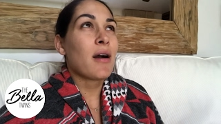 Birdie goes upside down at the chiropractor?! Brie opens up about her stress as a mommy