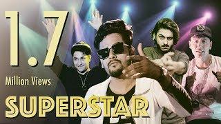 Video SUPERSTAR  Abhi Payla  Carry Minati  Harsh Beniwal   Bass Crew I MP3, 3GP, MP4, WEBM, AVI, FLV Januari 2018