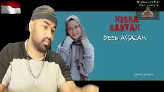 Video DEEN ASSALAM - Cover by SABYAN| INDIAN REACTION TO INDONESIAN VIDEO MP3, 3GP, MP4, WEBM, AVI, FLV Juni 2018