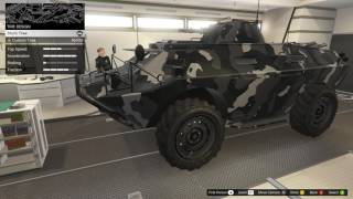 The power of a rhino in a 4 seated vehicle that is storable in both your garage and Mobile Operations Centre? R* has answered our prayers!Although I do think this is getting a bit outrageous.