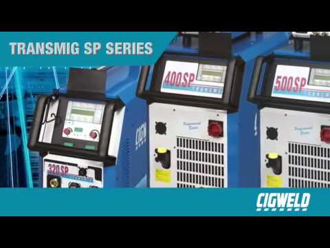 Cigweld Welding Products Video