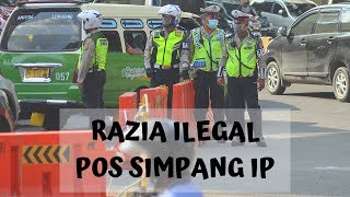 Video Sidak Razia Ilegal Pos Simpang IP Palembang MP3, 3GP, MP4, WEBM, AVI, FLV Oktober 2018