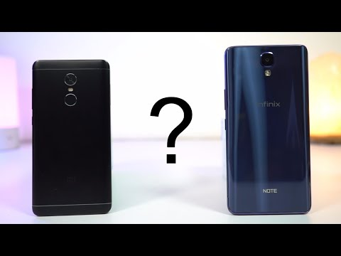 Infinix Note 4 vs Redmi Note 4 Speed test and Memory Management Test