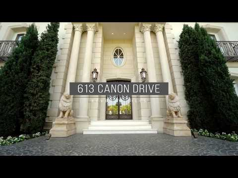 613 N Canon Dr | Beverly Hills