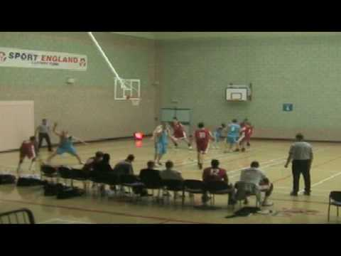 2005/06 Team Northumbria Basketball Motivational Video