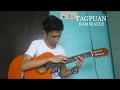 Tagpuan - Kamikazee (Fingerstyle Guitar Cover) Free Tabs