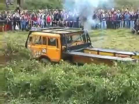 Rally De Camiones