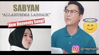 Video SABYAN - ALLAHUMMA LABBAIK | REACTION MP3, 3GP, MP4, WEBM, AVI, FLV November 2018