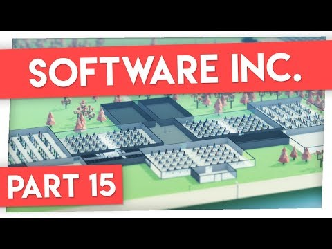 BUILDING A SWEATSHOP - Software Inc Modded #15