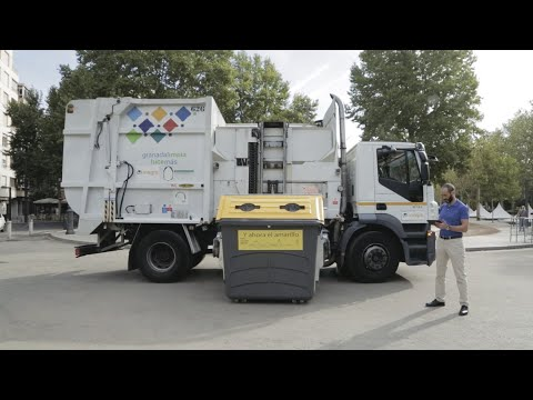 Granada Dynamic Waste Collection