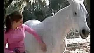 Video horse and girl MP3, 3GP, MP4, WEBM, AVI, FLV April 2018