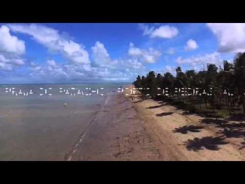 Praia do Patacho - Porto de Pedras / AL