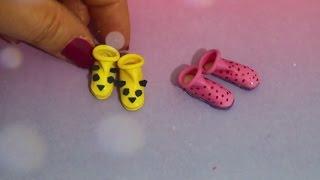 Video Barbie Panduf Yapımı - DIY - Kendin Yap Barbie Eşyaları - Bidünya Oyuncak MP3, 3GP, MP4, WEBM, AVI, FLV November 2017