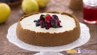 New York Cheesecake - recipe