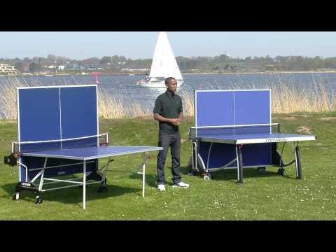 Tischtennisplatten: Beratung und Infos