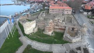 Nessebar Bulgaria  City pictures : Nessebar, Bulgaria. Waking up for summer.