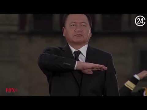 Osorio deja la Segob