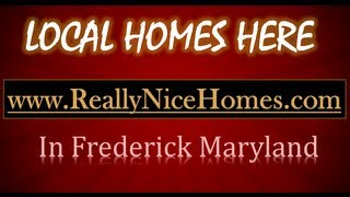 Frederick (MD) United States  city photo : Frederick MD Homes for Sale | Real Estate Listings | Frederick County Maryland