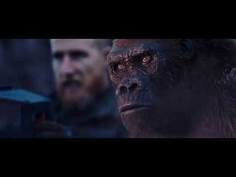 War For The Planet Of The Apes Final Battle