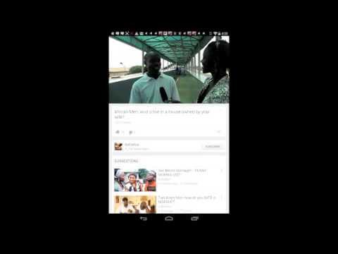 Video of Nigeria Newspapers