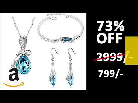 AMAZON DEALS | 73% off | jewellery set