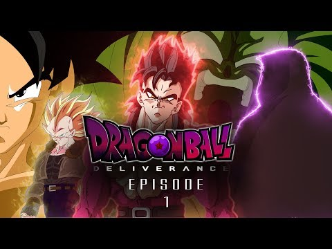 Dragon Ball Deliverance Episode 1 | FAN MADE SERIES | - Emergency