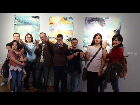 Veure vídeoLa Tele de ASSIDO - Lo que pasa en ASSIDO: Exposición Viaje de Ida y Vuelta