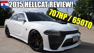 2015 Dodge Charger Hellcat // Review! by The Dutch Texan