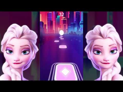 Let It Go - Frozen | Tiles Hop (DOWNLOAD BELOW)