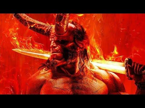 Hellboy Weilds Excalibur