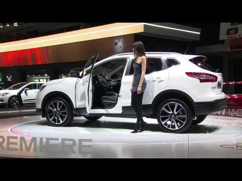 Nissan @Autosalon Brussel 2015