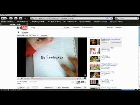 Youtube Easteregg — Snake durch einen Trick spielbar