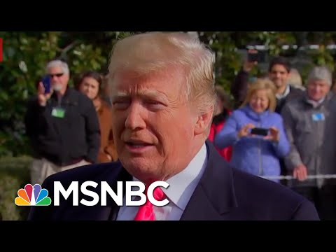 Court Filings Show Donald Trump As Key Figure In Federal Investigations | Velshi & Ruhle | MSNBC