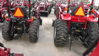 1. Differences Between Mahindra Max 26, 1526, and 1533 Shuttle