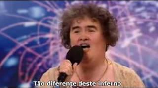 Esta é a versão completa da apresentação da agora mundialmente famosa Susan Boyle no Britain's Got Talent, que nos dá uma...
