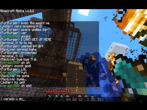 OCUK Minecraft Fire
