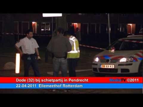 Dode bij schietpartij in Pendrecht