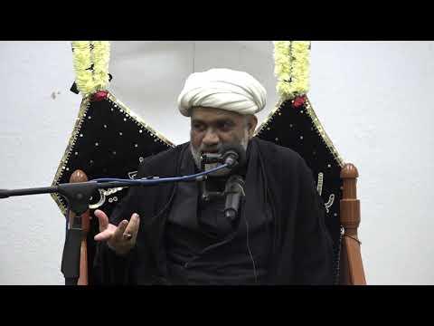 Safar 7th, 1440 AH – Majlis
